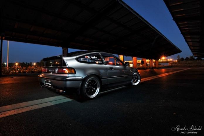 Honda CRX (4)