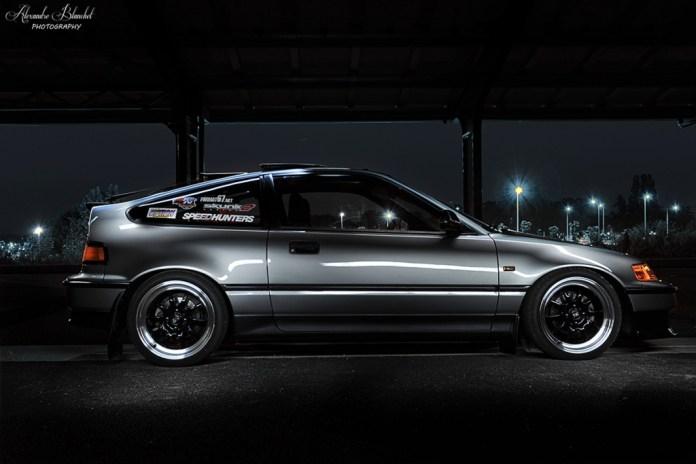 Honda CRX (5)