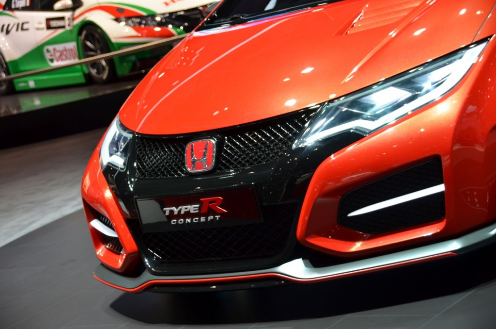 2015 Honda Civic Type R Concept Vtec Daily