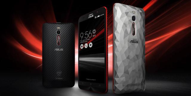 Asus Zenfone 2 Deluxe SE