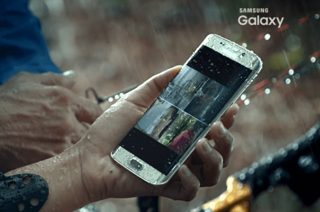 Galaxy S7 water proof