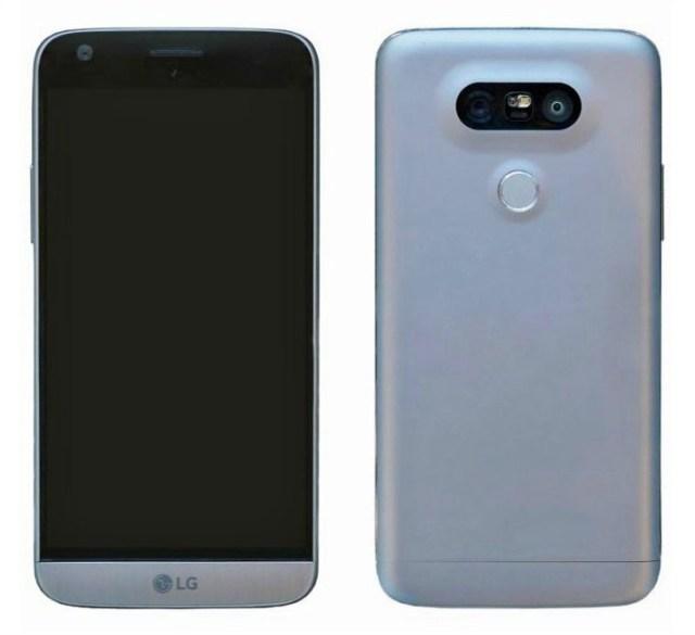 LG G5 Leaked