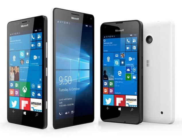 Lumia 950 950XL 550