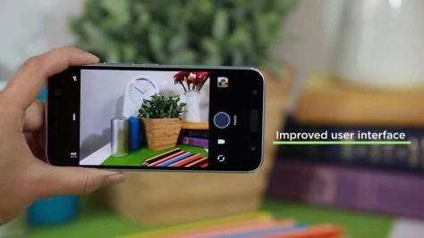 HTC 10 Improved Camera UI