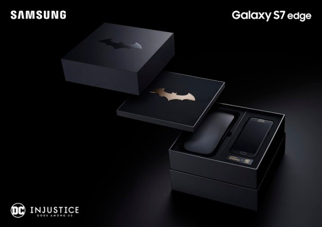 Samsung Galaxy S7 edge Injustice Edition_Full Box