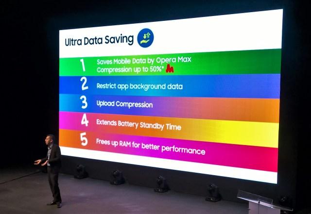 Samsung Ultra Saving Feature