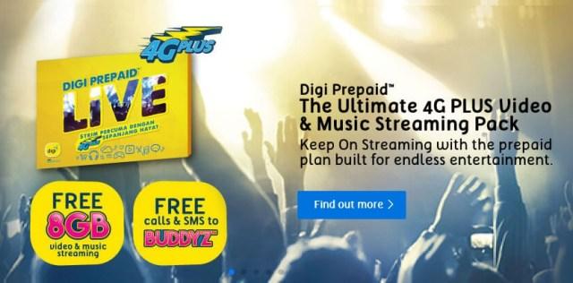 Digi Live Prepaid