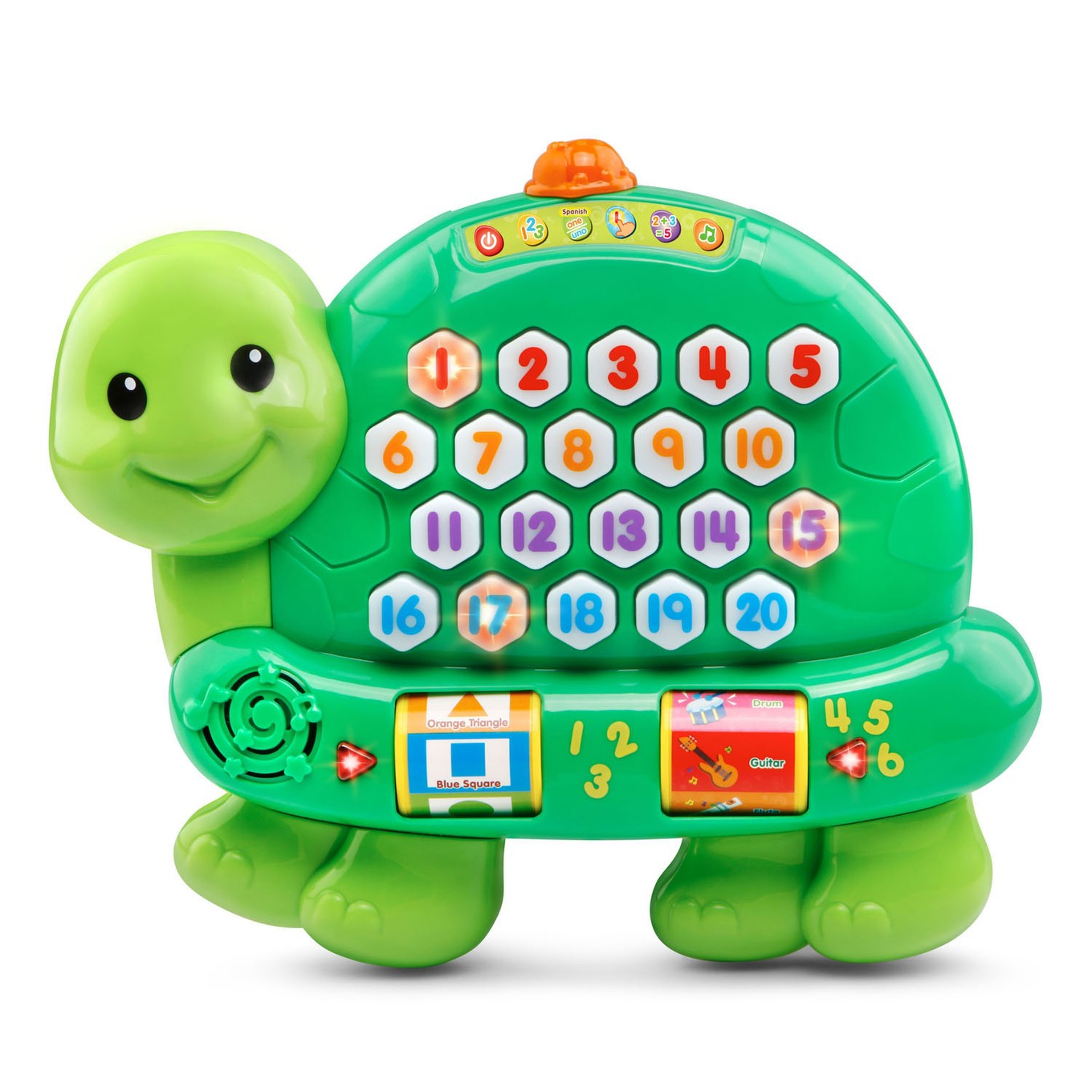Count Amp Learn Turtle Vtech