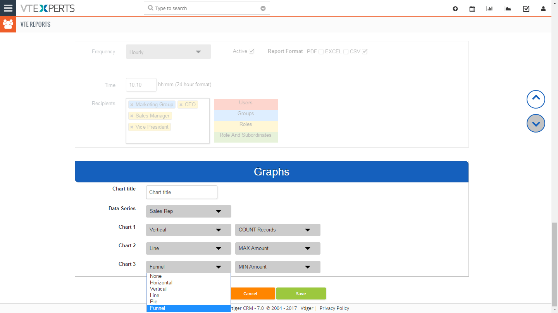 Vtiger Extensions Forytics Amp Reports