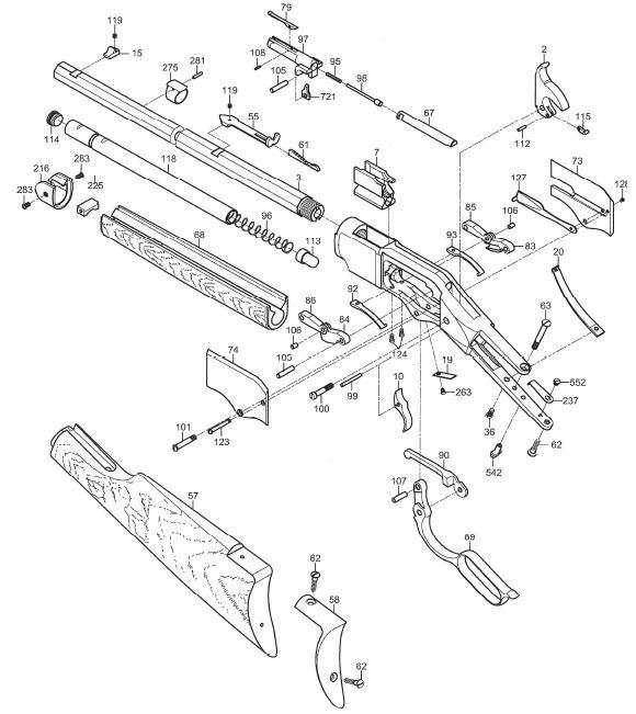 Parts Online: Gun Parts Online