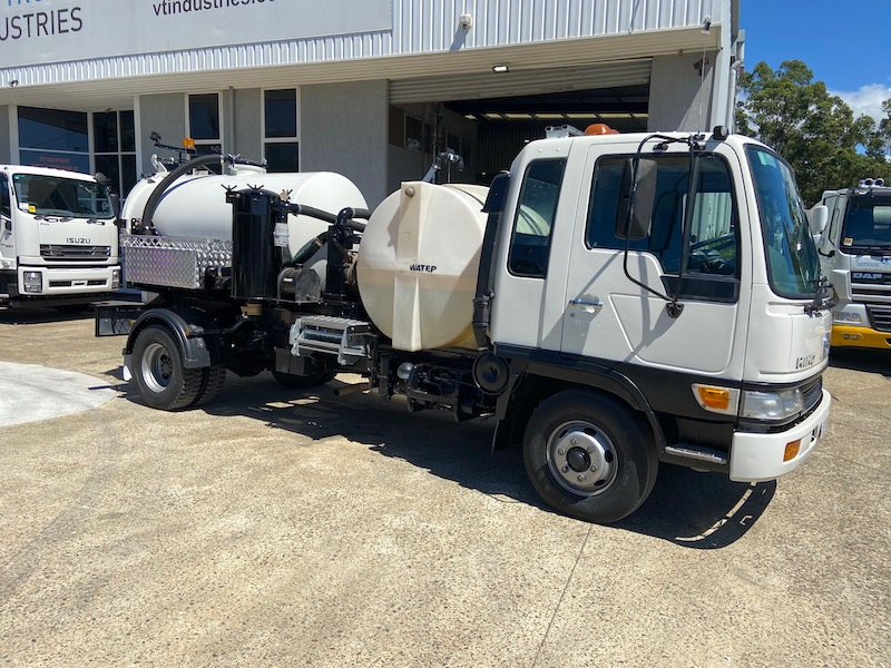 Used Vac Truck For Sale