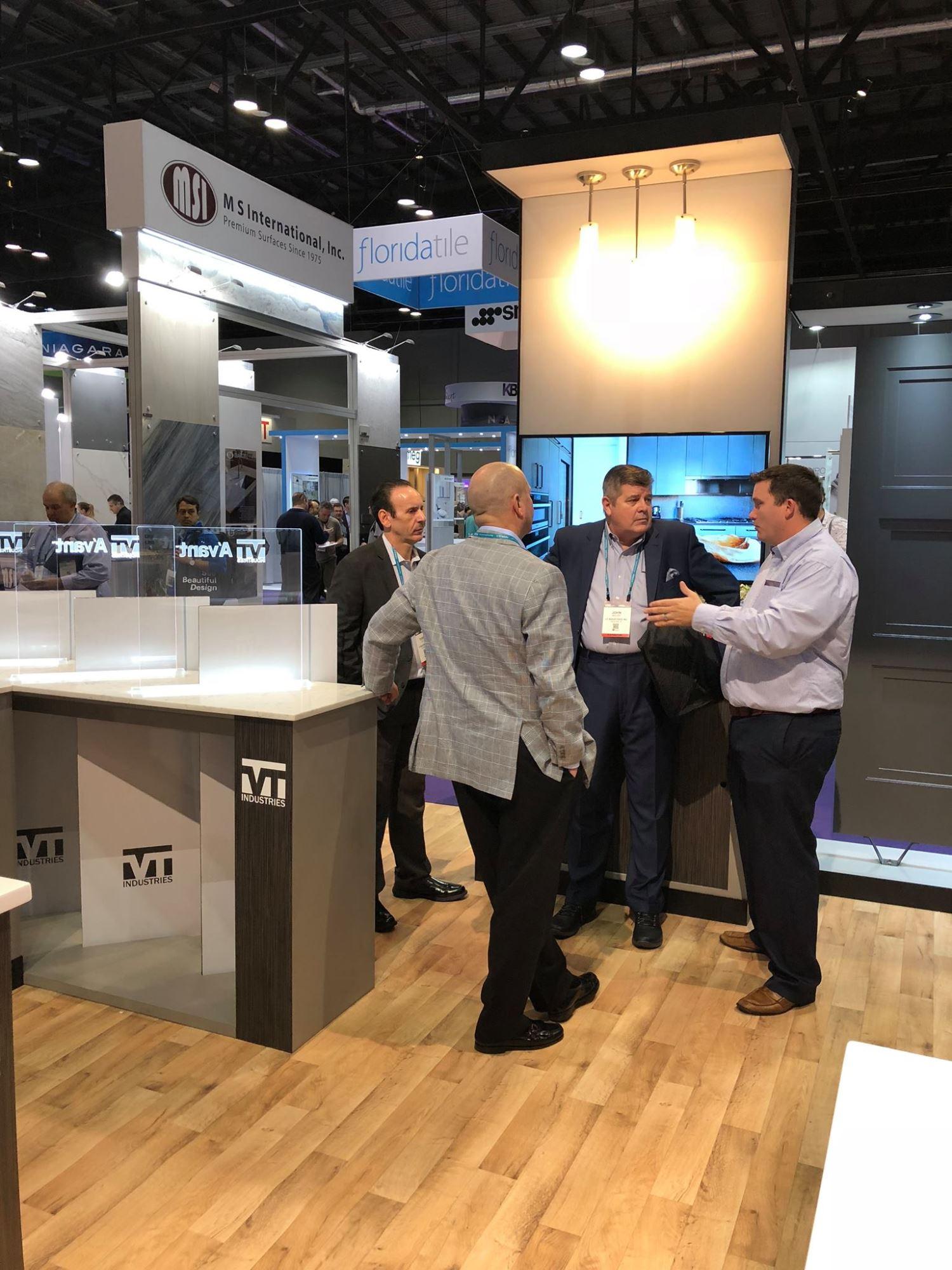 VT Exhibits at KBIS 2018 - VT Industries Inc.