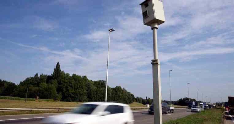 كم اكثر سرعة سيارة في بلجيكا