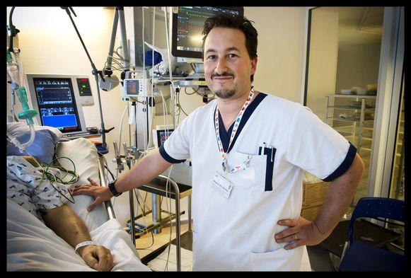 الطبيب البلجيكي المصاب بفيروس كورونا