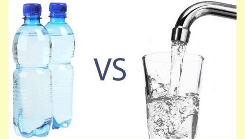 Facts About Bottled Water vs. Tap Water