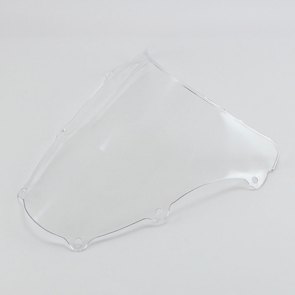 Clear Windshield Windscreen For Suzuki SV650S 2003-2012
