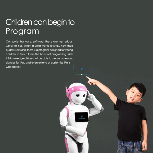 iPal - Children can Begin to Program