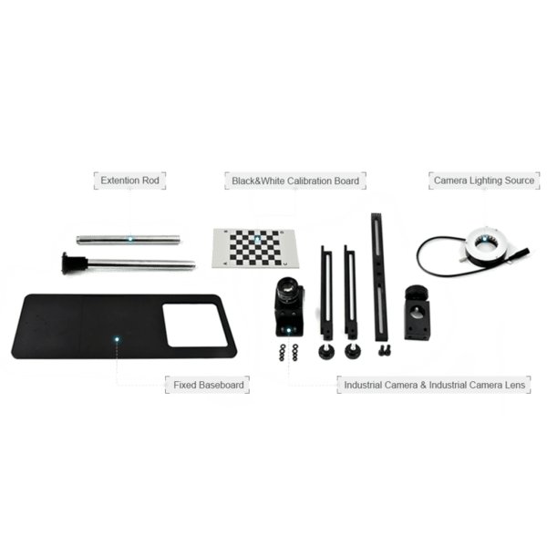 DOBOT Magician Vision Kit Components