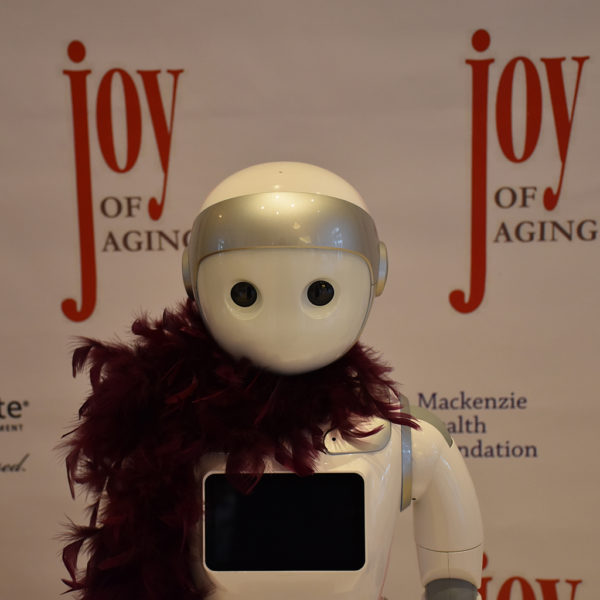 Silver iPAL at the Joy of Aging event