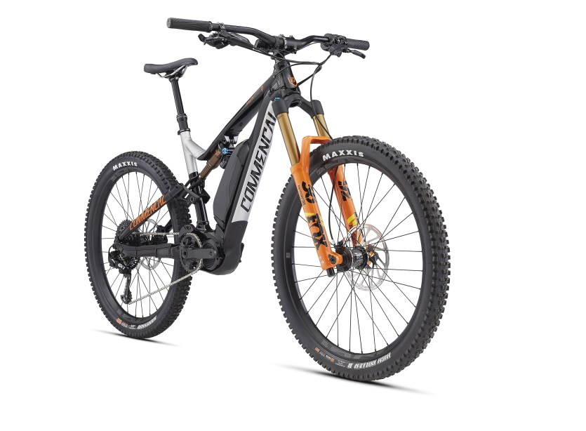 vttae commencal meta power race fox 2018-2