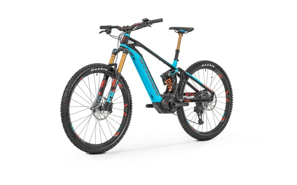 "Mondraker Level RR : Amortisseur Fox DHX2 Factory - Fourche Fox 36 Grip 2 Ebike 170mm - Roues DT Swiss HX 1501 29"" 30mm - Freins Sram Code RSC - Transmission Sram EX1 - 25,2kg sans pédales"