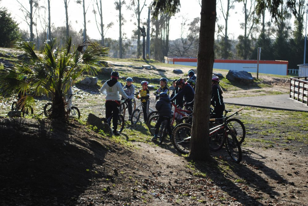 Comité FFC Sarthe- Stage Club Trial