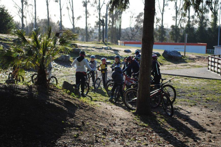 Comité FFC Sarthe  Stage Club Trial   Coach VTT