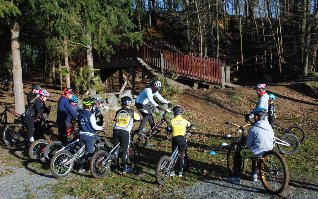Stage Club Trial – Vélo Club Belinois – VTT Coach
