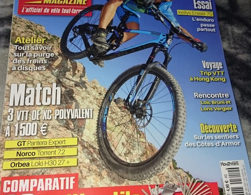VTT Magazine parle de nous ! – VTTCoach