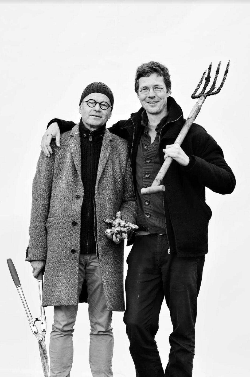 Humans of SNV: Hans en Jeroen