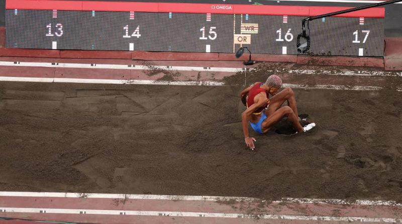 ¡ORO PARA VENEZUELA! Yulimar Rojas se alzó con un vuelo de 15.67 récord olímpico del mundo