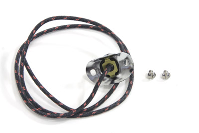 Handlebar Horn Switch Button with Single Wire,for Harley
