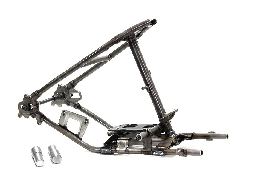 Rigid Hardtail Rear Frame Section, EA,for Harley Davidson