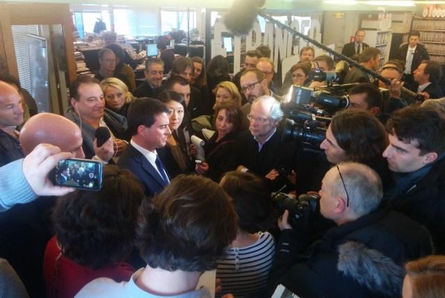 Manuel_Valls_Fleur_Pellerin_Libération_2