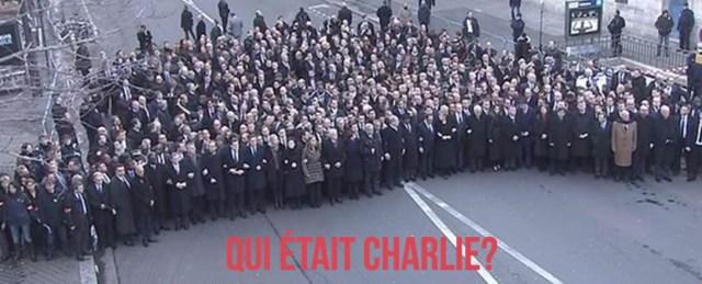 Charlie manif