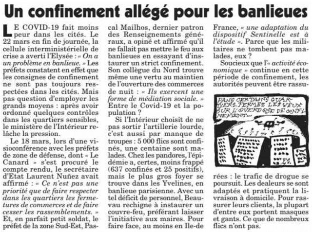 COVID19: PROCÉDURE DE RÉFÉRÉ LIBERTÉ DEVANT LE CONSEIL D'ÉTAT, par Régis de CASTELNAU