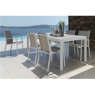 table de jardin extensible maiorca