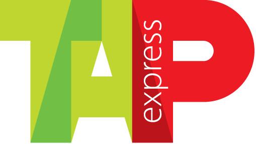 Resultado de imagen para tap express logo