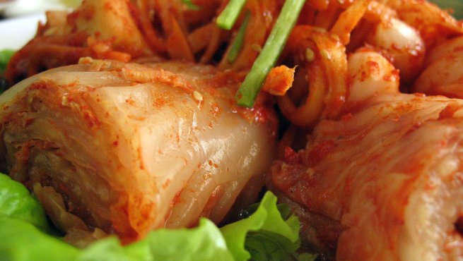 Qu comer en Corea del Sur