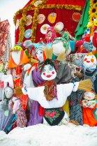 Maslenitsa - fiesta religiosa rusa. Imagen: ©depositphotos.com/ olenka-2008