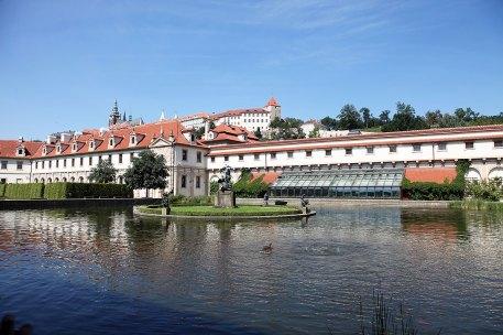 jardín de Wallenstein. Praga, República Checa - Imagen: © Depositphotos/ massonforstock