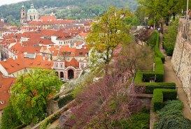 Zahrada na valech en Praga. Imagen: ©depositphotos.com/mARDYM
