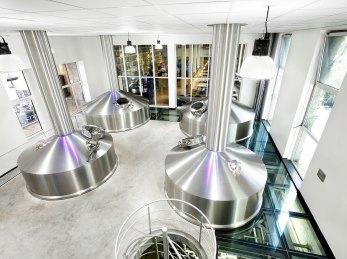 Cervecería de Halve Maan, Brujas