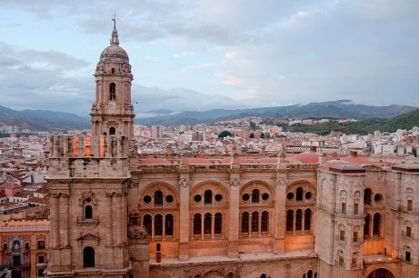 Catedral de Málaga. Imagen: ©depositphotos.com/naticastillog