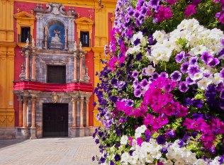 Paisaje urbano, Málaga. Imagen: ©depositphotos.com/ karkozphoto