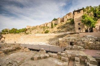 Teatro Romano. Imagen: ©depostphotos.com/pavkov