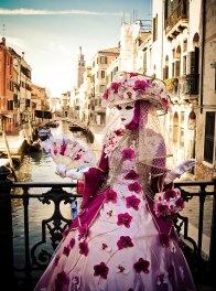 Máscara, carnaval de Venecia . Foto: copyright: depositphotos/vlad-m