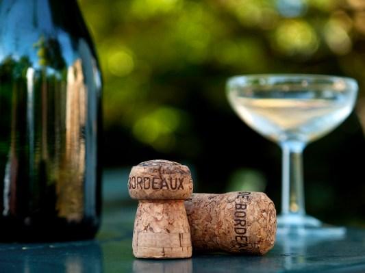 Burdeos, Capital de la Gironda francesa, famosa por sus vinos ©depositphotos.com/jackmalipan