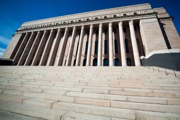 La sobriedad clásica del ParlamentoImagen: ©depositphotos.com/chaoss