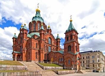 La catedral ortodoxa de Uspenski – Imagen: ©depositphotos.com/maisicon
